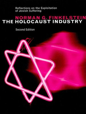 cover image of The Holocaust Industry