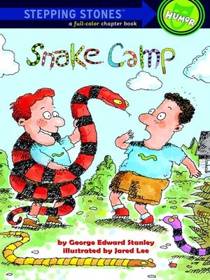 cover image of Snake Camp