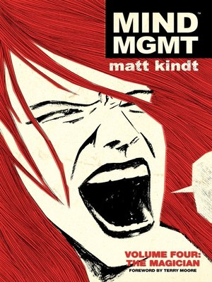 cover image of Mind MGMT (2012), Volume 4