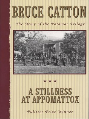 cover image of A Stillness at Appomattox