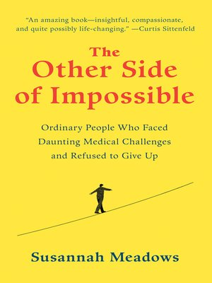 cover image of The Other Side of Impossible