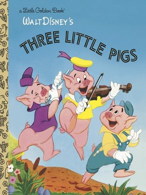 cover image of The Three Little Pigs (Disney Classic)