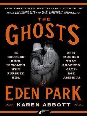 cover image of The Ghosts of Eden Park