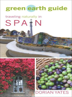 cover image of Traveling Naturally in Spain