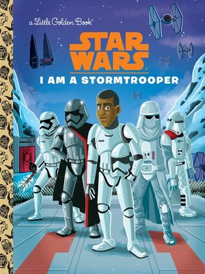 cover image of I Am a Stormtrooper
