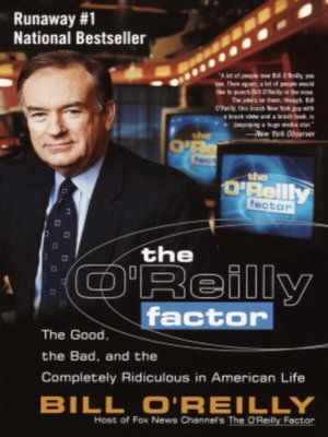 cover image of The O'Reilly Factor