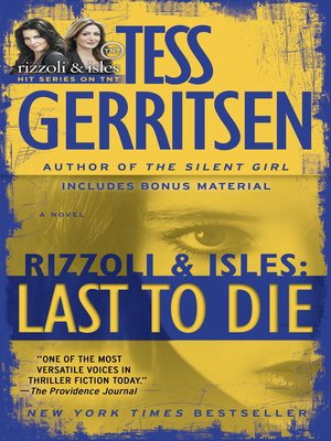 cover image of Last to Die