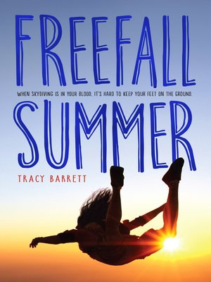 cover image of Freefall Summer