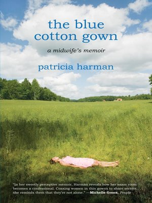 cover image of The Blue Cotton Gown