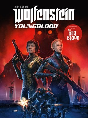 cover image of The Art of Wolfenstein: Youngblood