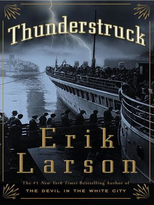 cover image of Thunderstruck