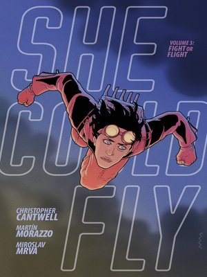 cover image of She Could Fly Volume 3