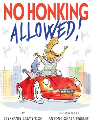 cover image of No Honking Allowed