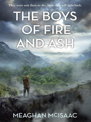 cover image of The Boys of Fire and Ash