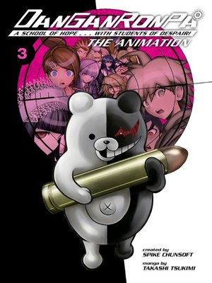 cover image of Danganronpa: The Animation, Volume 3