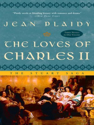 cover image of The Loves of Charles II