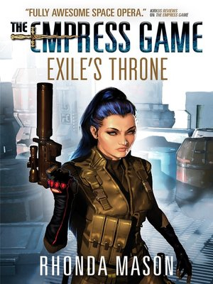 cover image of Exile's Throne