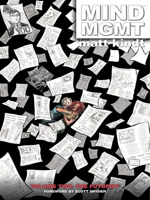 cover image of Mind MGMT (2012), Volume 2