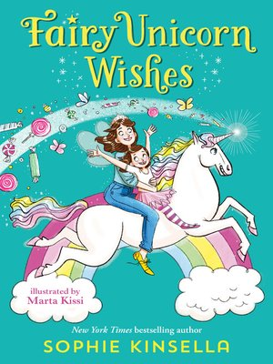 cover image of Fairy Unicorn Wishes