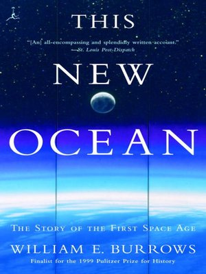 cover image of This New Ocean
