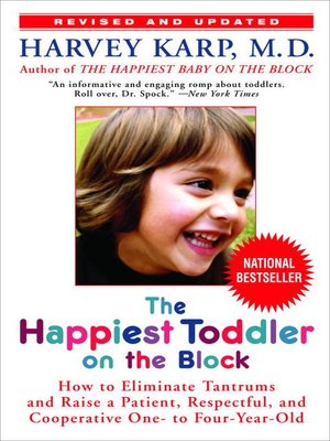 cover image of The Happiest Toddler on the Block