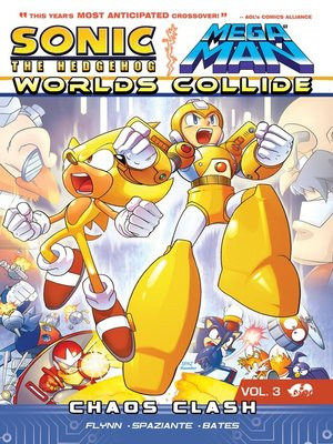 cover image of Sonic / Mega Man: Worlds Collide 3