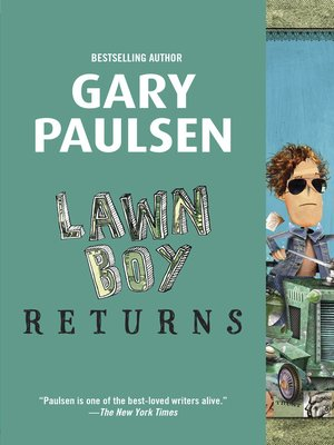 cover image of Lawn Boy Returns