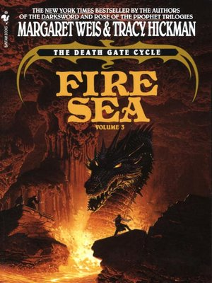 cover image of Fire Sea
