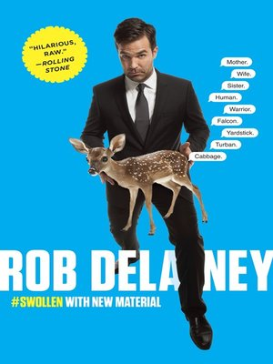 cover image of Rob Delaney