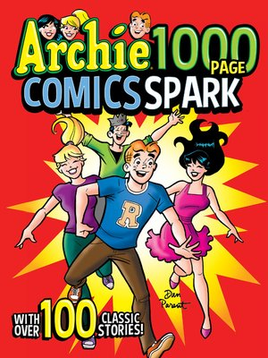 cover image of Archie 1000 Page Comics Spark