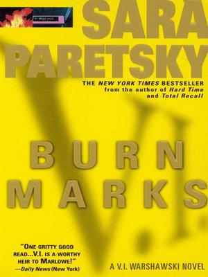 cover image of Burn Marks