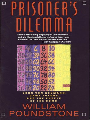 cover image of Prisoner's Dilemma