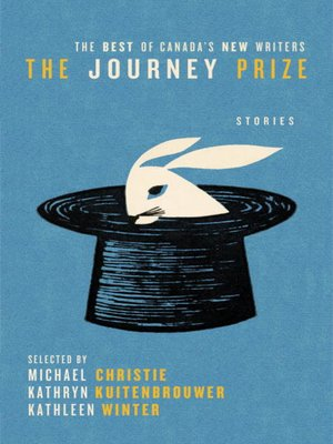 cover image of The Journey Prize Stories 24