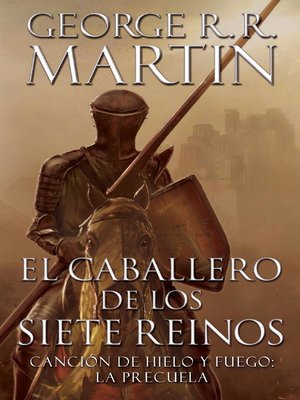 cover image of El caballero de los Siete Reinos (Knight of the Seven Kingdoms)