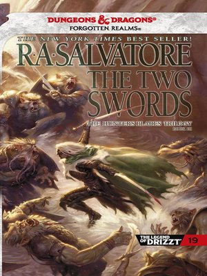 cover image of The Two Swords