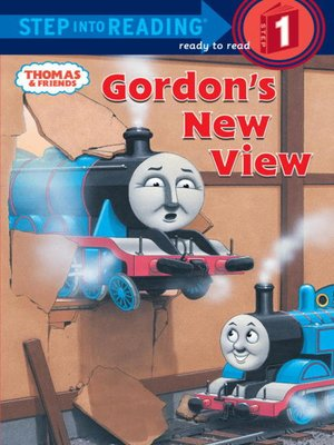 cover image of Gordon's New View (Thomas & Friends)