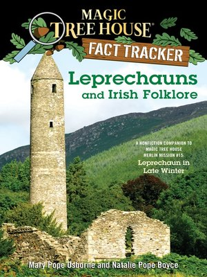 cover image of Leprechauns and Irish Folklore