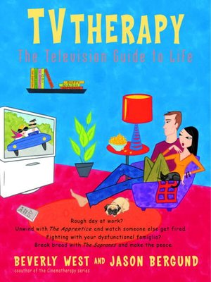 cover image of TVtherapy