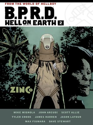 cover image of B.P.R.D. Hell on Earth Volume 2