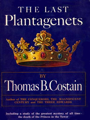 cover image of The Last Plantagenet