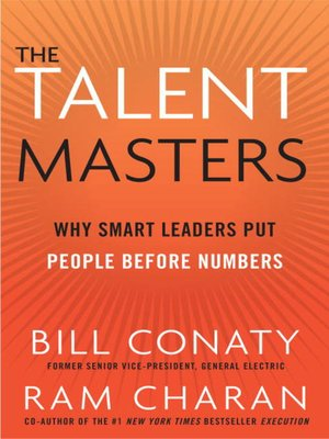 cover image of The Talent Masters