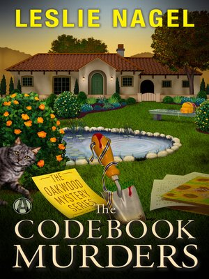 cover image of The Codebook Murders