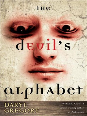 cover image of The Devil's Alphabet