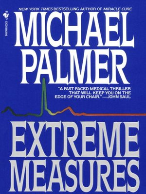 cover image of Extreme Measures