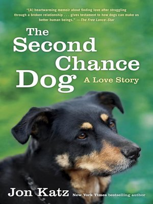 cover image of The Second-Chance Dog