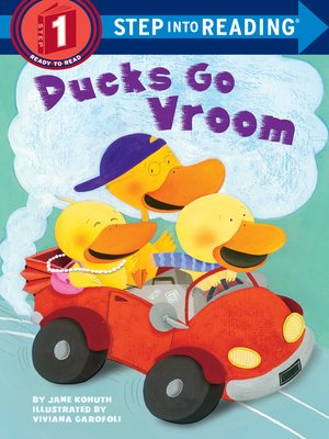 cover image of Ducks Go Vroom