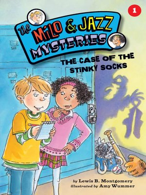 cover image of The Case of the Stinky Socks (Book 1)