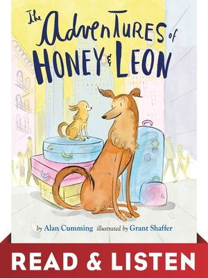 cover image of The Adventures of Honey & Leon