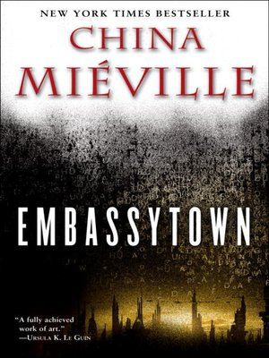 cover image of Embassytown