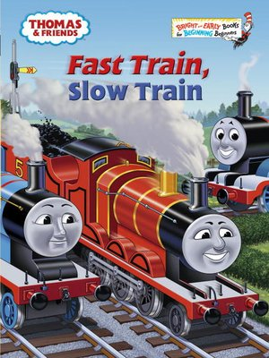 cover image of Fast Train, Slow Train (Thomas & Friends)